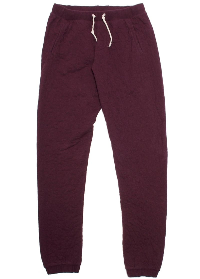 L:C Winterlust | Lifetime Collective Sherpa Quilted Sweatpant