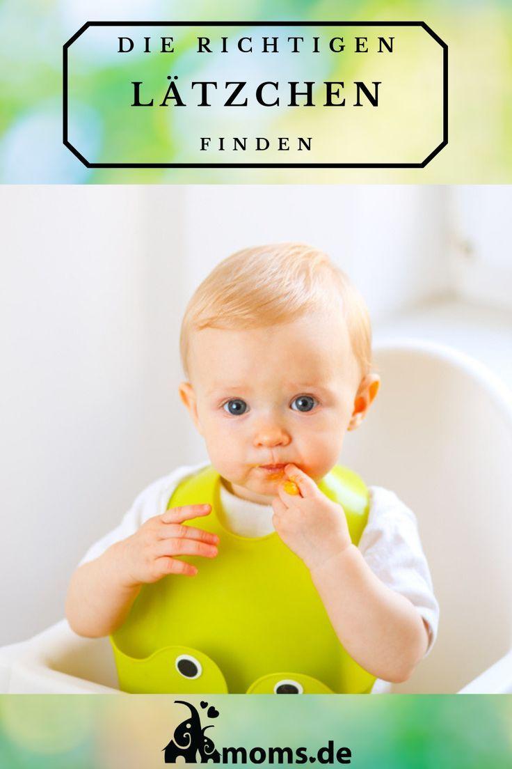 #Lätzchen gibt es #Stoff oder #Kunststoff. Lätzchen können ...