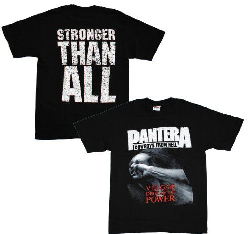 Save $7.95 on Pantera - Stronger T-Shirt; only $14.00