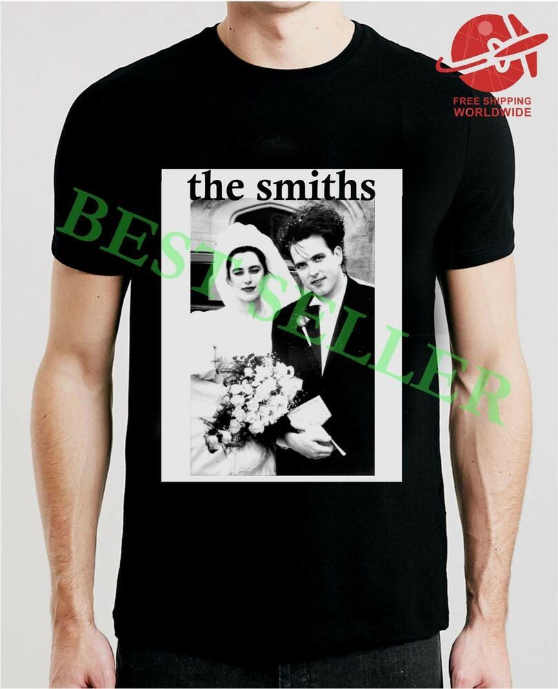 fd88431ee Robert Smith & His Wife Mary Poole The Smiths T Shirt #fashion #clothing  #shoes #accessories #mensclothing #shirts (ebay link)