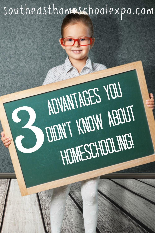 3 Unexpected Advantages of Homeschooling Homeschool