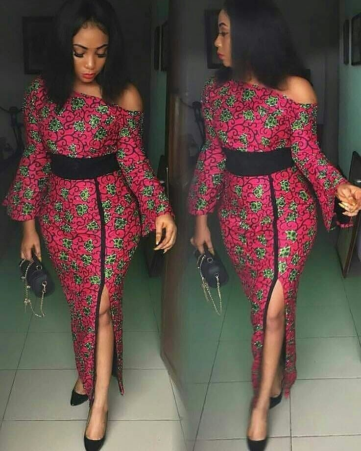 Exotic Ankara Gown Styles In Nigeria Africa Style Warehouse