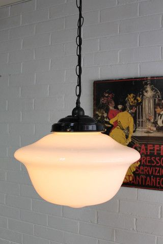 schoolhouse pendant light chelsea large glass shades blown