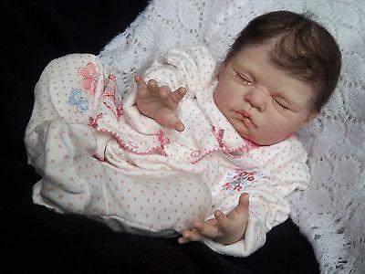 Babyzimmer Mia ~ Reborn baby girl ~ sugar by donna rubert ~ now baby mia
