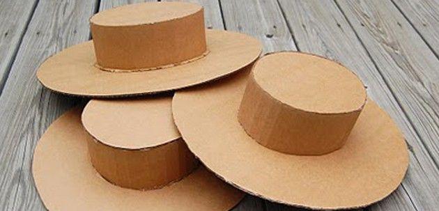 df285d9a7d75c Fabrica tu propio sombrero veneciano