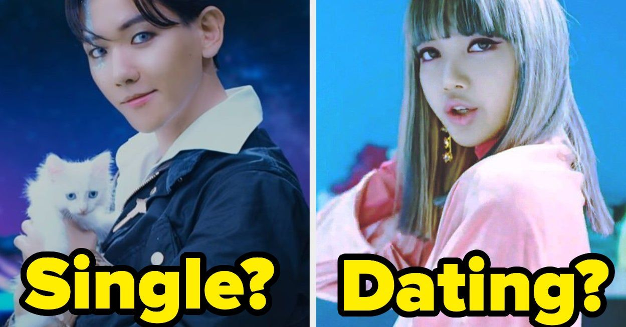 Don T Freak Out When We Guess Your Relationship Status From Your Favorite K Pop Idols Kpop Idol Relationship Status Relationship