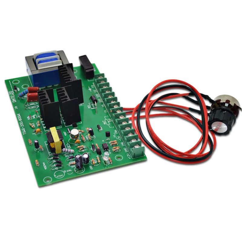 (Buy here: http://appdeal.ru/ra5 ) Spot 220V DC motor speed control board 1 Controller 750W power drive controller for just US $40.38