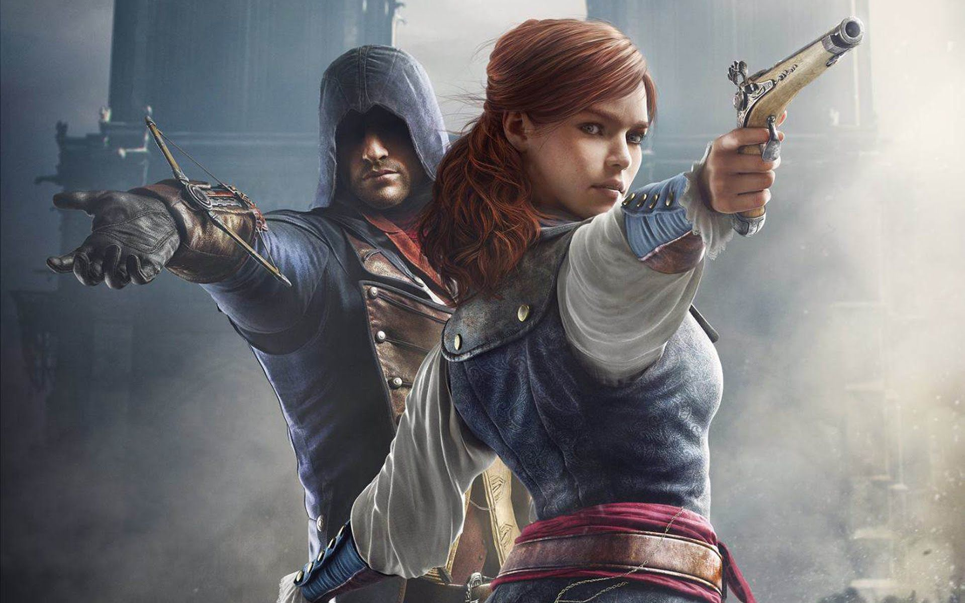 Assassin S Creed Unity 2014 Film Complet En Francais Assassins Creed Unity Assassins Creed Unity Elise Assassins Creed Unity Arno