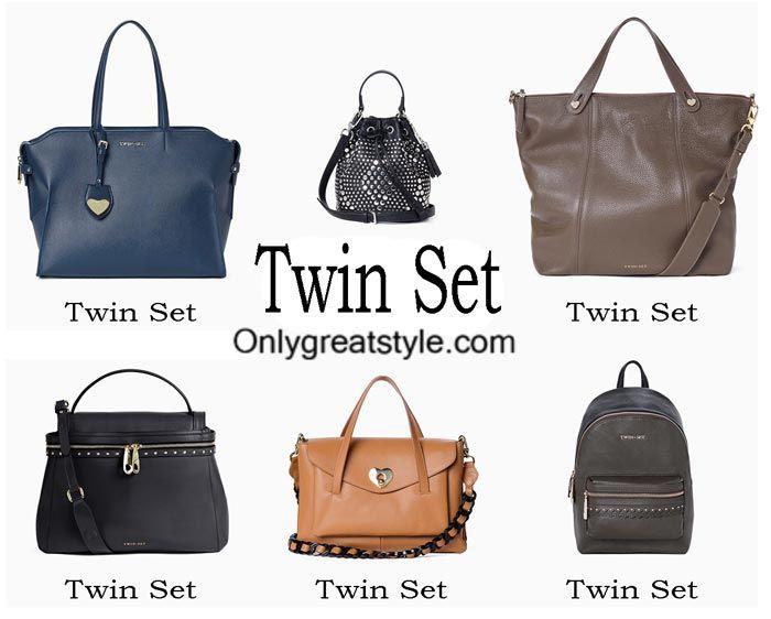 Twin Set Bags Fall Winter 2017 Handbags For Women