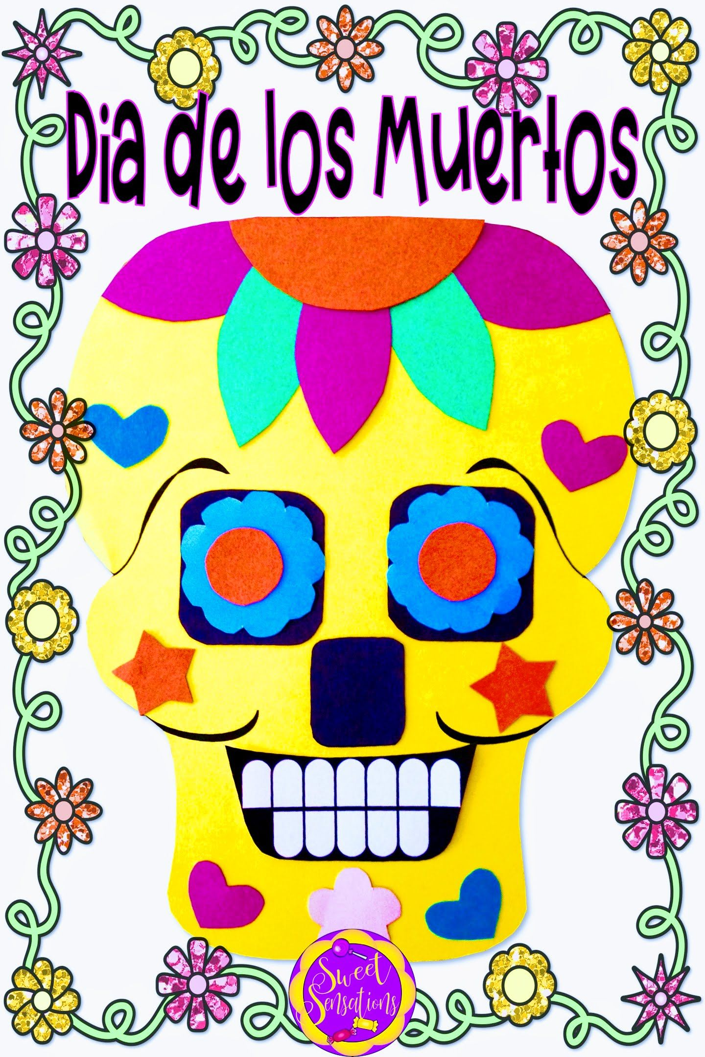 39+ Day of the dead crafts michaels info