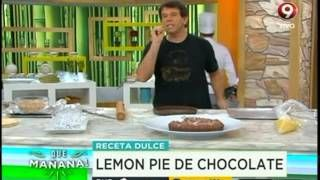 Lemon Pai de Chocolate - YouTube