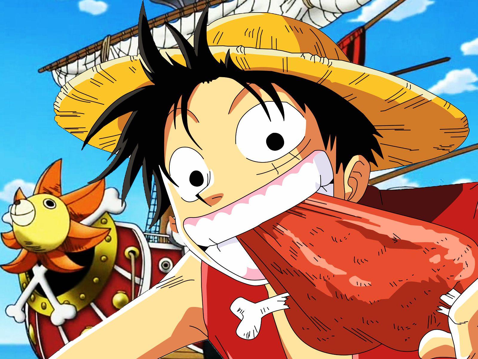 One Piece Luffy Hình ảnh