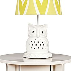 image of Lolli Living™ by Living Textiles Mix & Match Baby Owl Lamp Base