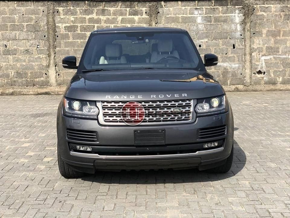2016 Range Rover Vogue Supercharged LWB Range rover