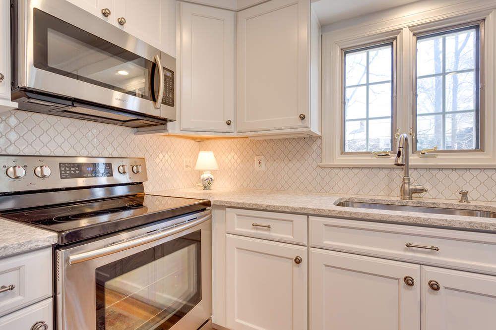 Transitional Kitchen Remodel Alexandria, VA | Kitchen ...