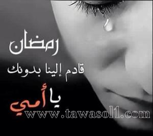 كلام عن فقدان الام في رمضان تواصل ون Movie Posters