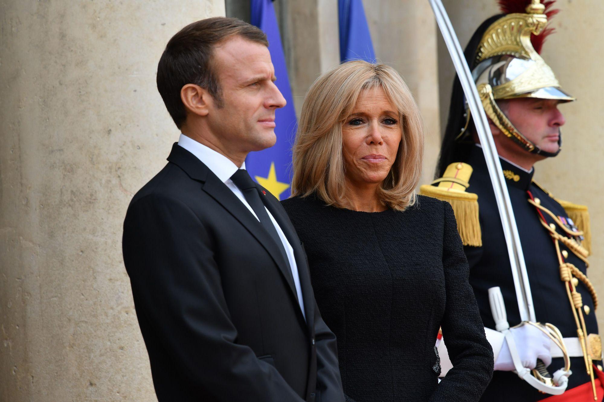 Brigitte et Emmanuel Macron qu'ontils fait le soir du