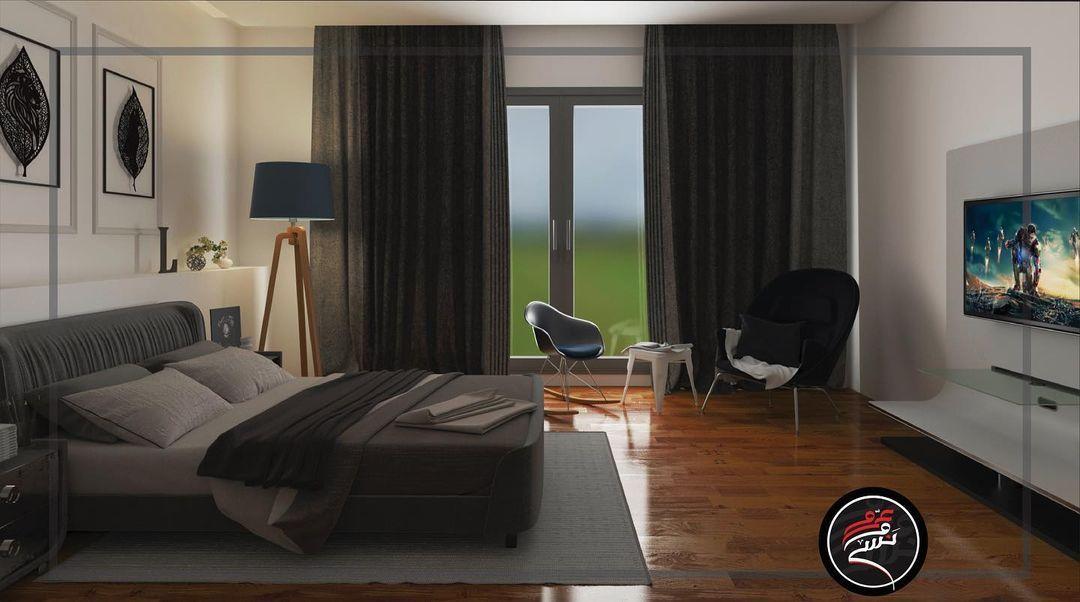 Modern Bedroom Design In 2021 Modern Bedroom Design Modern Bedroom Bedroom Design Modern architecture bedroom design