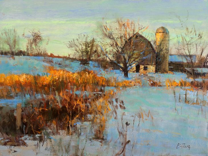 peter fiore painting | Peter Fiore Landscape Painting