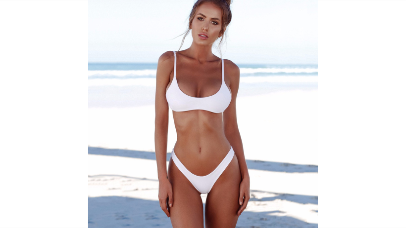 7571523d70a Sexy Micro Brazilian Thong Bikini Set // Price: $16.32 & FREE Shipping /