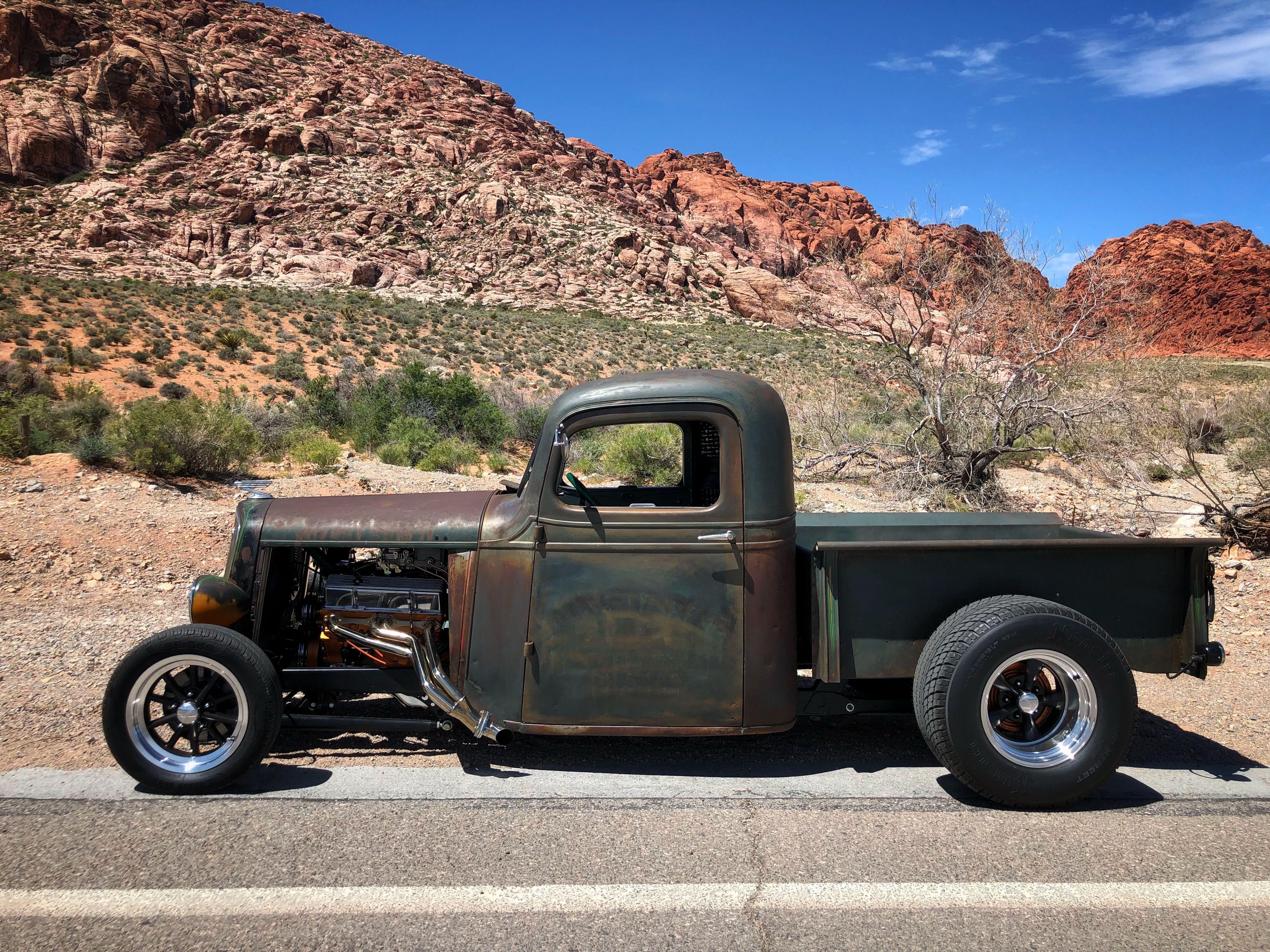 1937 Chevy Rat Rod Truck Rat Rod Rat Rods Truck Cool Cars