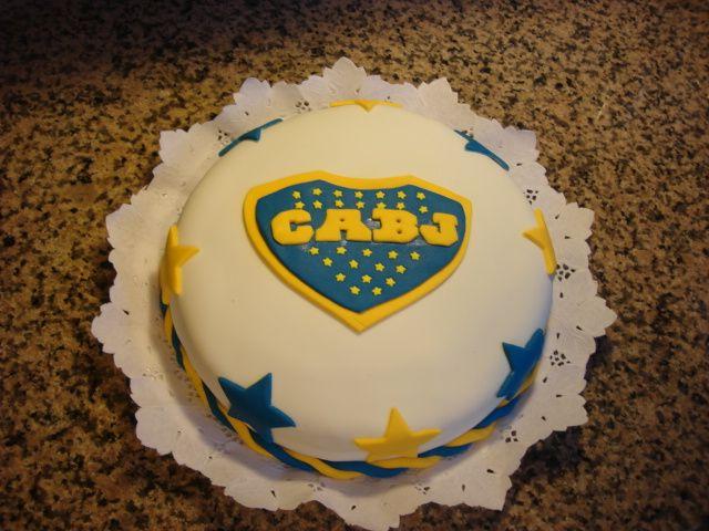 Torta Boca Cake