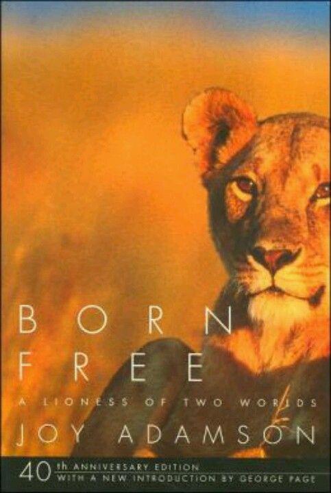 born free book by joy adamson pdf
