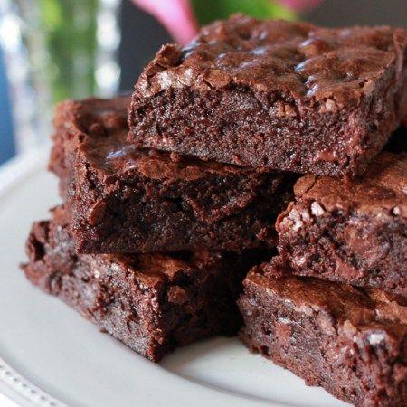 Rich Fudgy Brownies Recipe Fudgy Brownie Recipe Fudgy