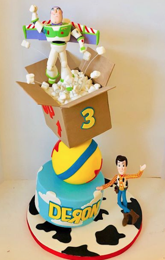 Swell Birthday Boy With Images Toy Story Birthday Cake Toy Story Funny Birthday Cards Online Drosicarndamsfinfo