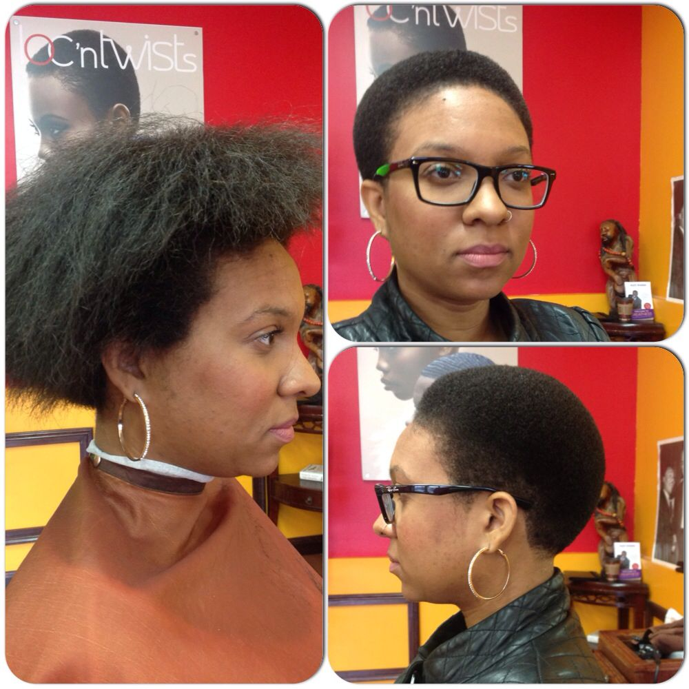 Gorgeous.  Let us help you with your transformation 905-463-1747 www.locntwists.com