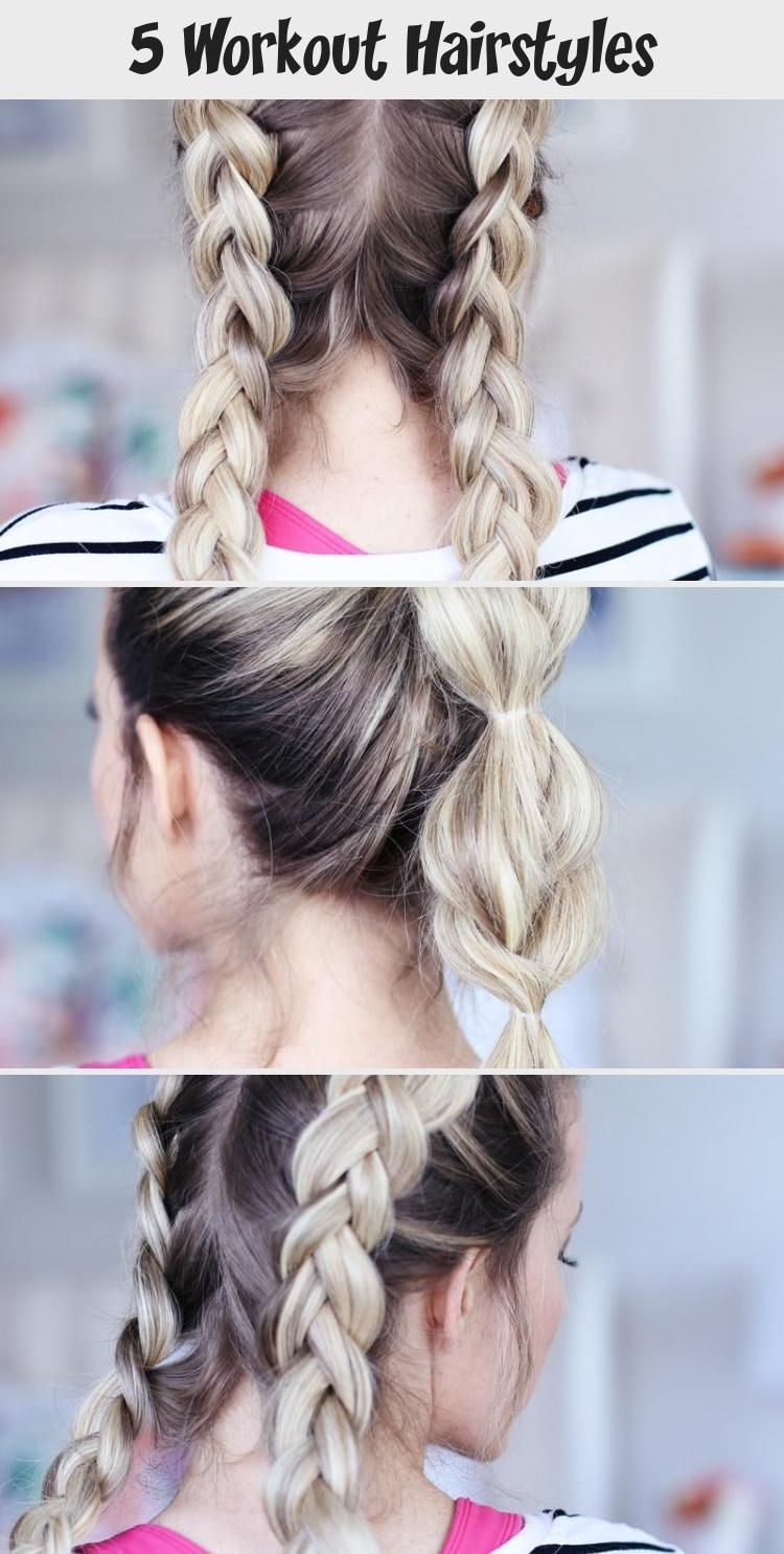 I Love This Quick Easy Hair Style When I M Working In 2020 Mit