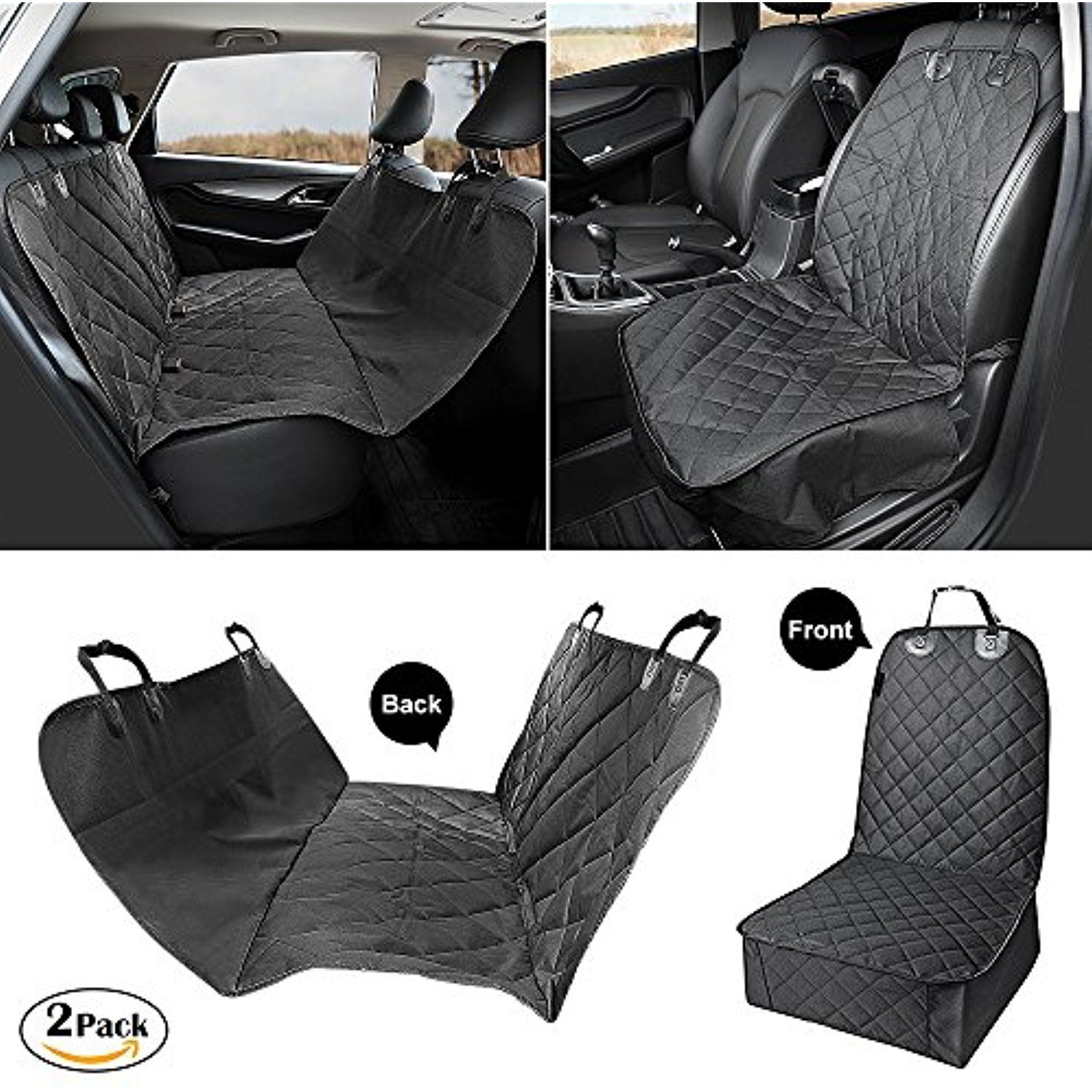 Pin On Dog Car Seat Covers