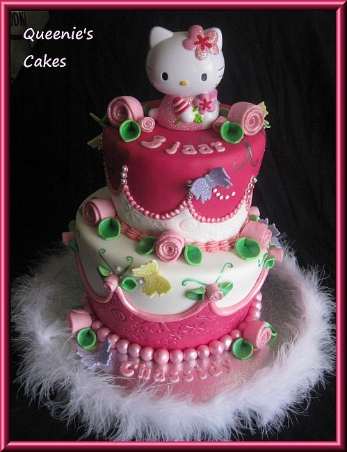 hello kitty birthday cakes at walmart Zebra Print Topsy Turvy