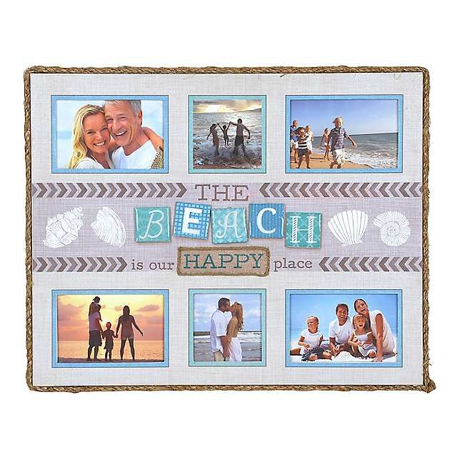 Our Happy Place Collage Frame Collage Frames Happy Places Frame