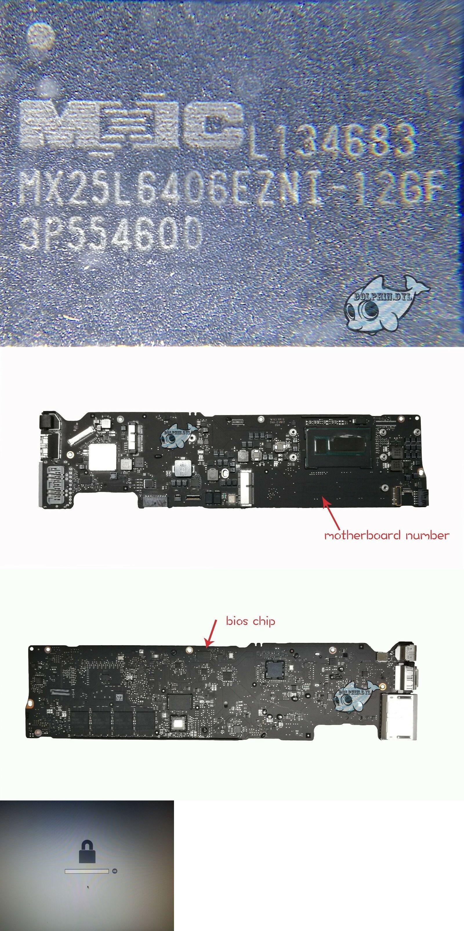 Pre Programmed Bios Efi Firmware Chip For Macbook Air A1466 820 3437 A B 2014 Macbook Air Macbook Firmware