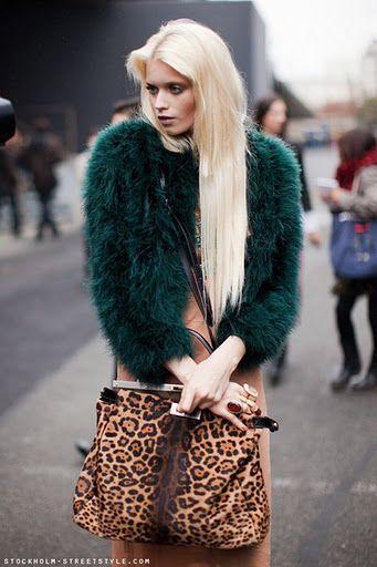 fur vest look pinterest - Pesquisa Google