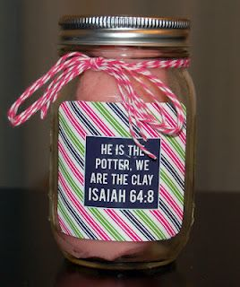 Christ centered easter gifts homemade play dough cute for christ centered easter gifts homemade play dough cute for valentines day with the negle Images
