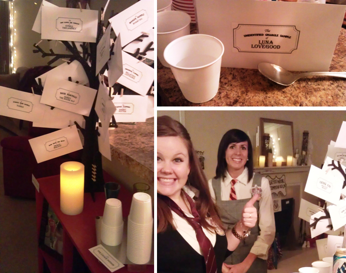 Adult Harry Potter Party