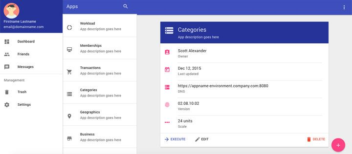 If You Re Looking For Examples Of Material Design In Action We Compiled A List Of 22 Material Design Examples Material Design Examples Material Design Design