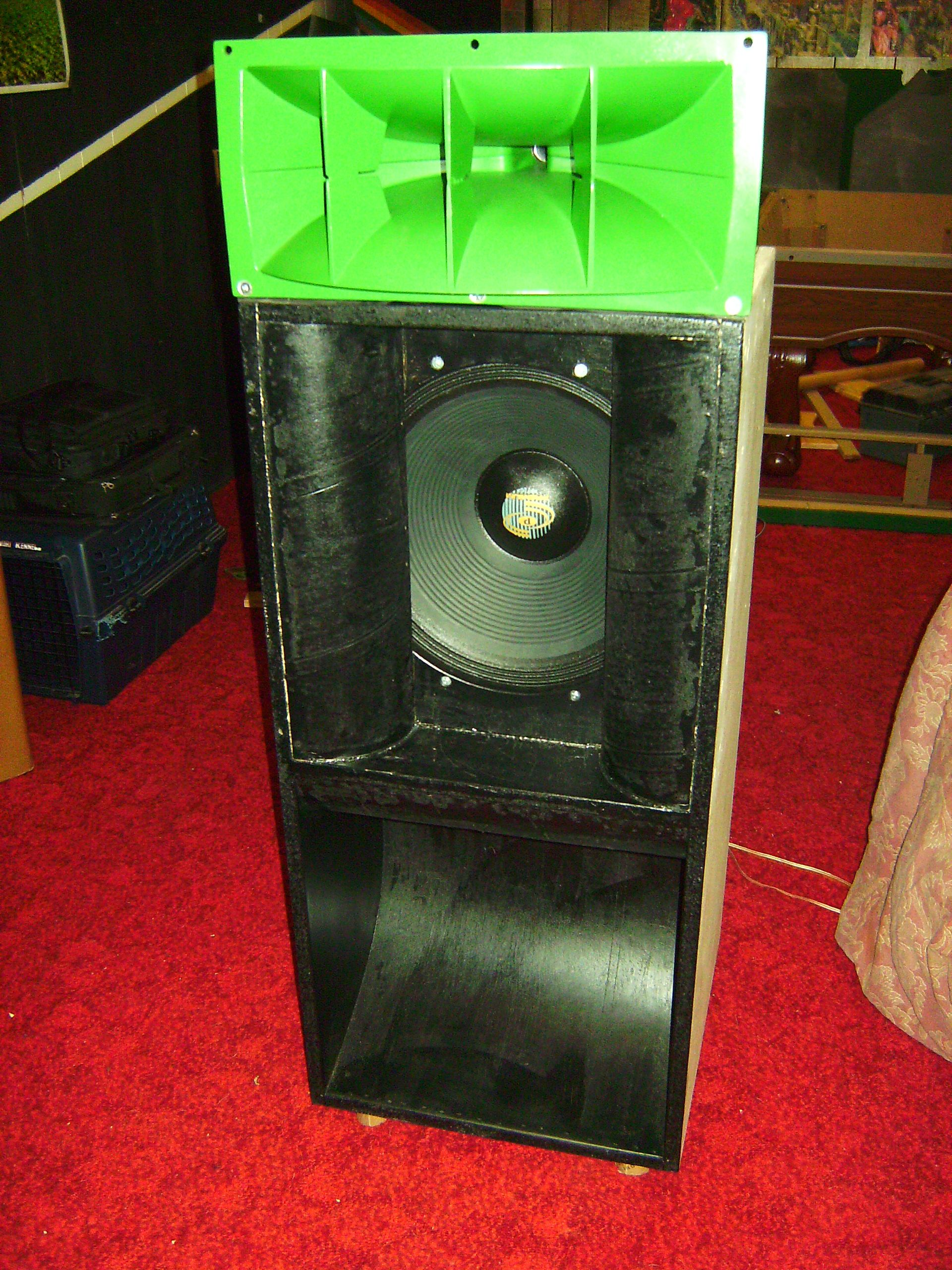 Speakers My Latest Project High Efficiency Speaker With