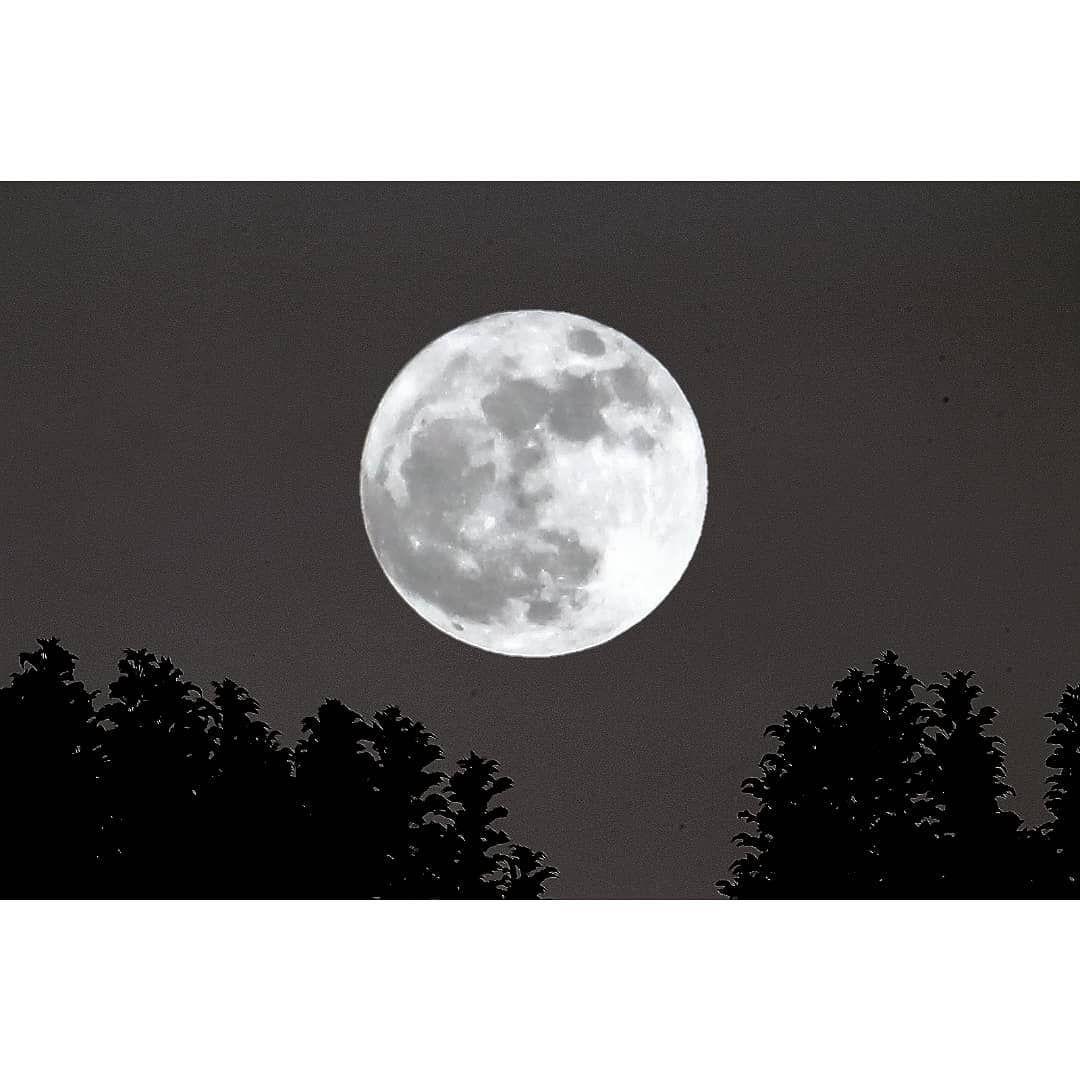 #moon #fullmoon #myshot #photoart #instaphoto