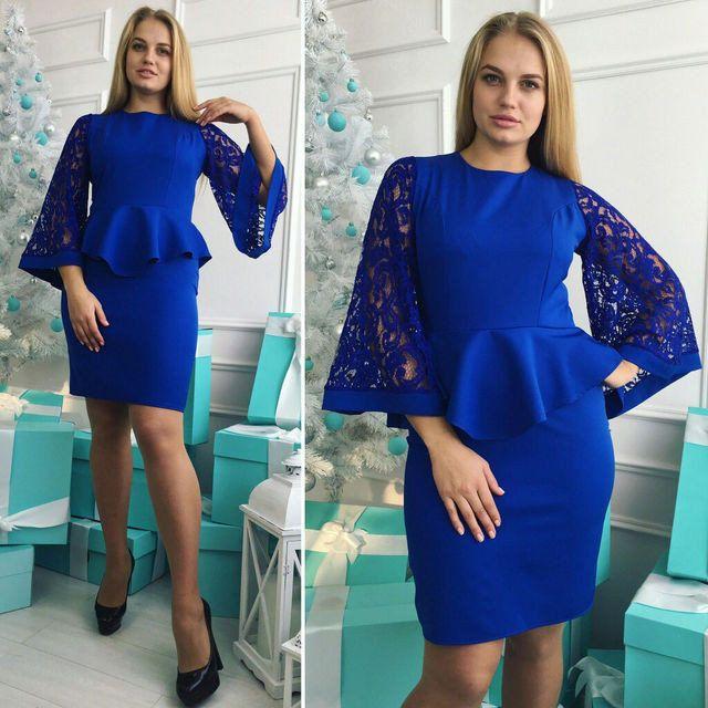 Нарядное платье больших размеров, фото 4   Платья больших ...