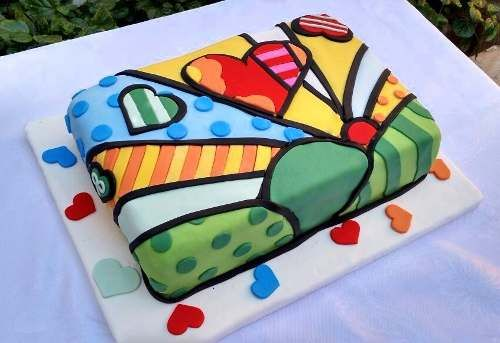 Tortas Decoradas, Mesas Dulces, Tortas De Cumpleaños Decorando - decoracion de cumpleaos