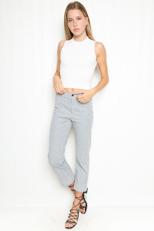 Brandy ♥ Melville | Tilden Pants - Clothing