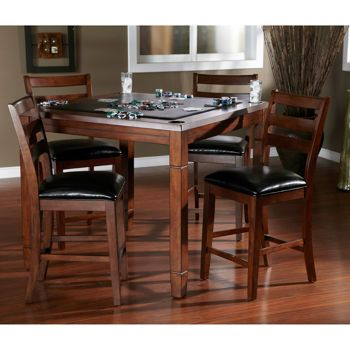 American Heritage Caesar 2 1 Game Table Counter Height Dining Sets Game Table And Chairs American Heritage Billiards
