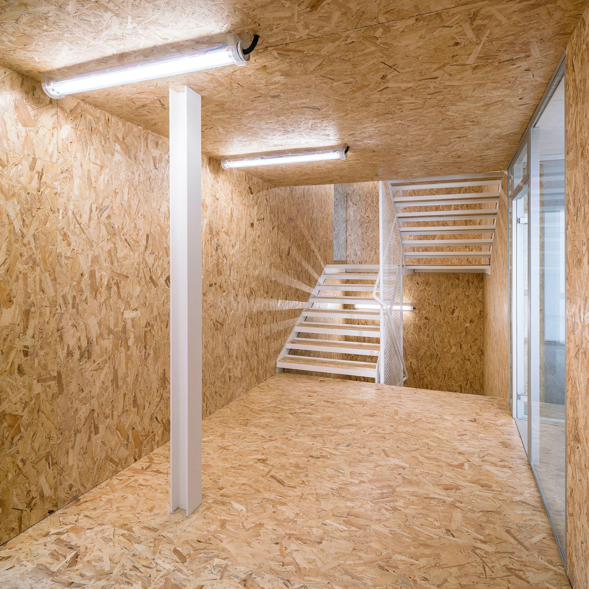 Innenleben: »Box in the Box« von arenas basabe palacios Architekten ...