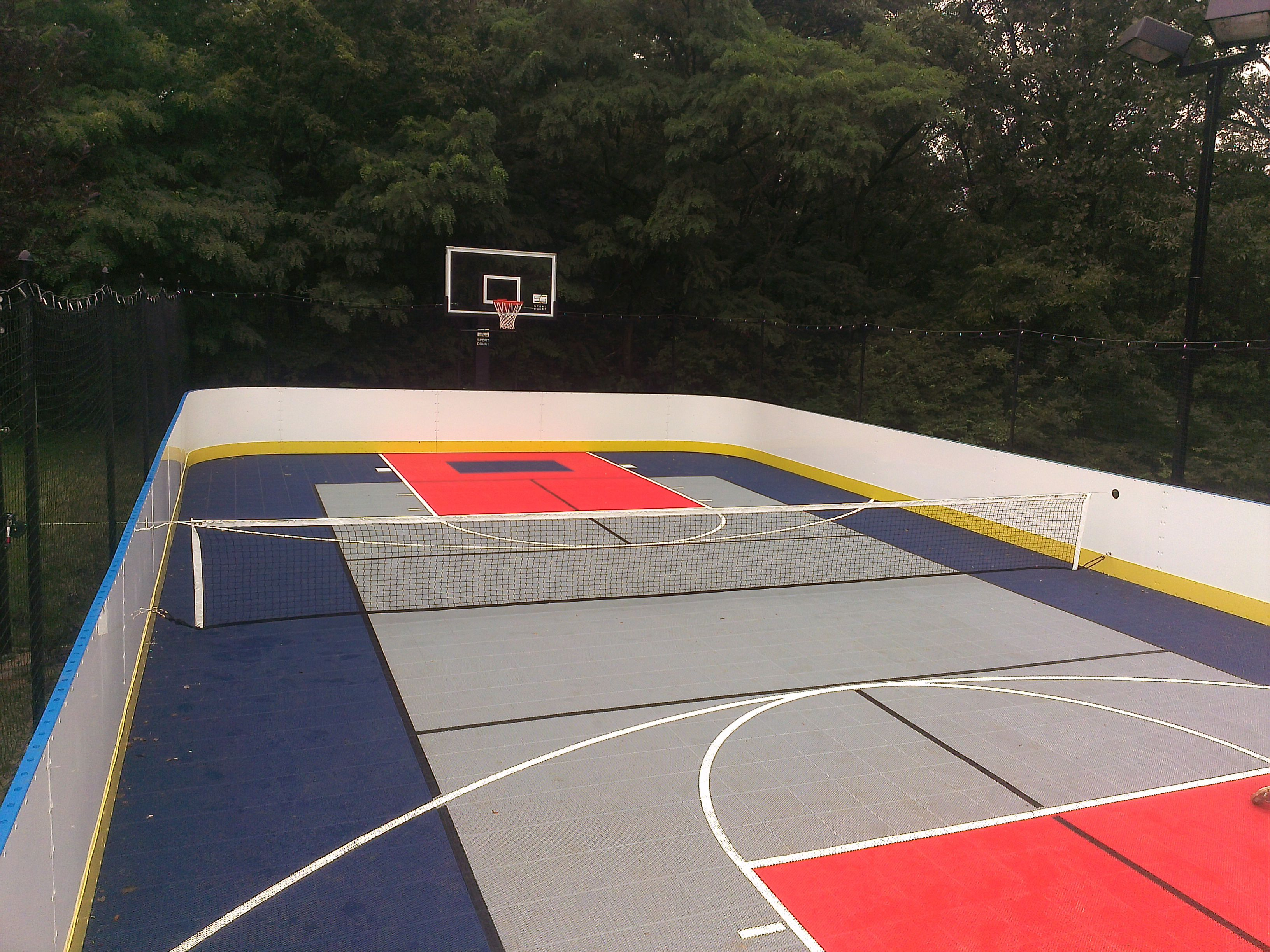 Beau Multi Sport Game Court