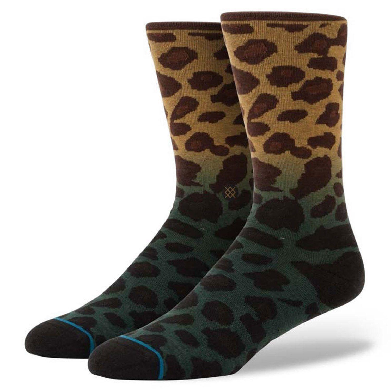 Stance Men's Sahara Socks - Yellow