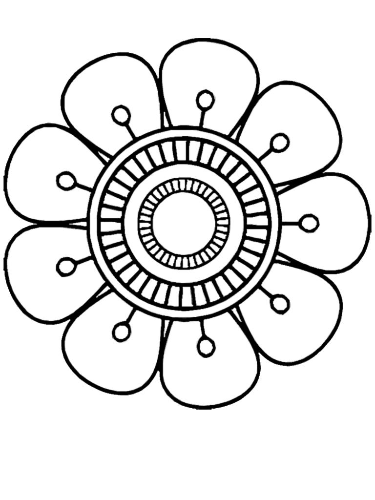 Pin De Gabriela Garcia Goberna En Mandalas Mandalas Para