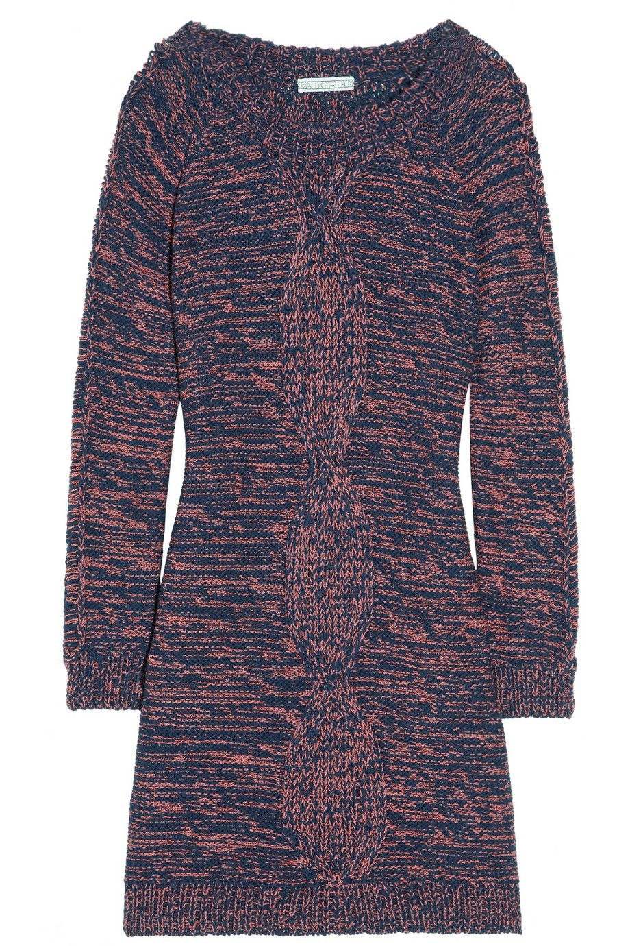 Dagmar | Gerdy cable-knit sweater dress | NET-A-PORTER.COM